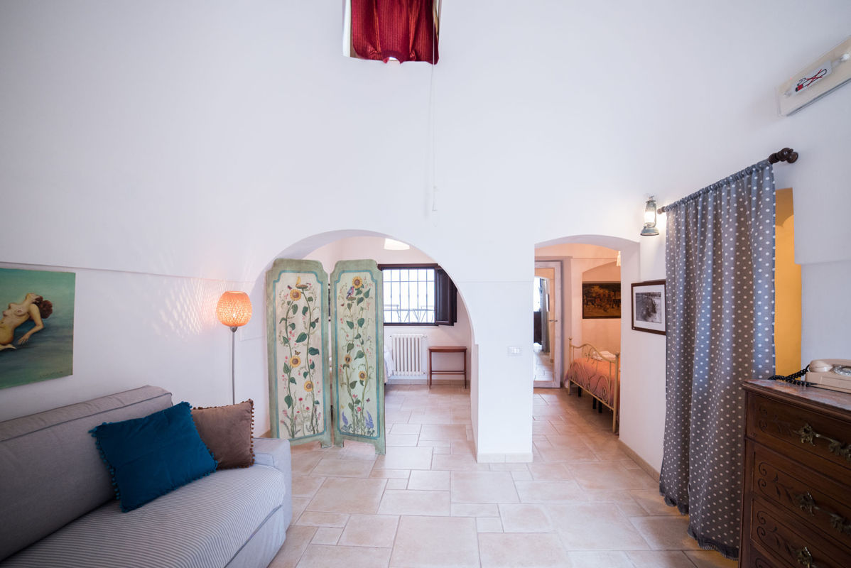 Trullo Carrubo - interno