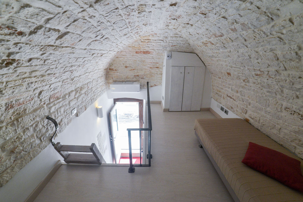 Trullo Fico - interno