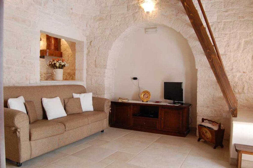 Trullo Alloro Charming Alberobello 04